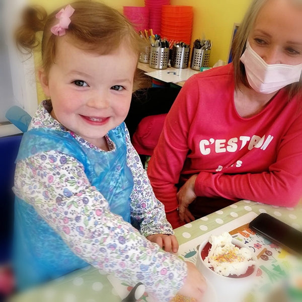 Parent and child cooking classes